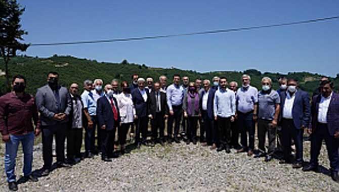 CHP'Lİ BAŞKAN KELEŞ, İMAMOĞLU İLE SAKARYA'YI KONUŞTU
