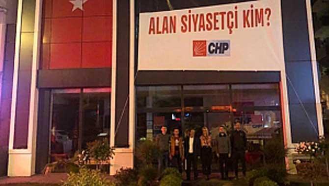 CHP SAKARYA'DAN 10 BİN DOLAR AFİŞİ