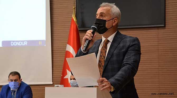 FEN LİSESİ HENDEK'E HAYIRLI OLSUN