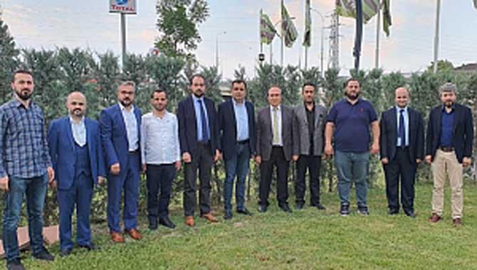 Sakarya'dan, Türkiye Bilişim Federasyonu (TÜBİFED) Başkanlık yarışına adaylık