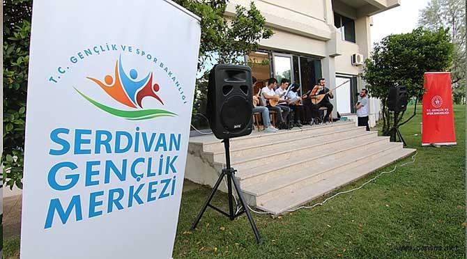 SERDİVAN'DA KÜLTÜRLER BULUŞTU