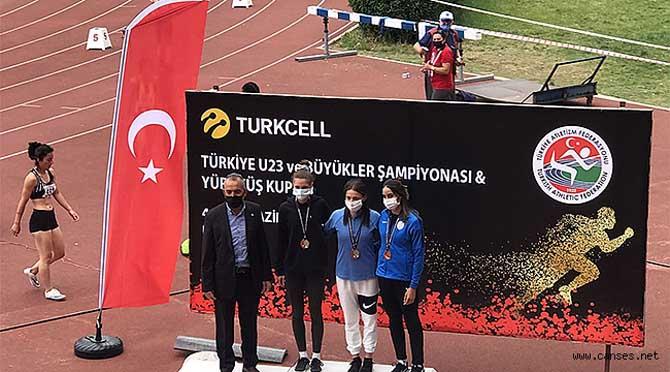 Sporcular Balkan Atletizm Şampiyonası'nda Ülkemizi Temsil Edecek