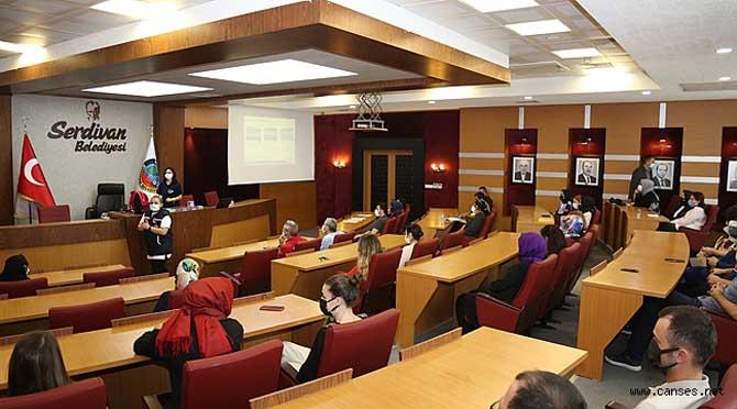 Belediye Personeli Afet Farkındalık Eğitimi Aldı