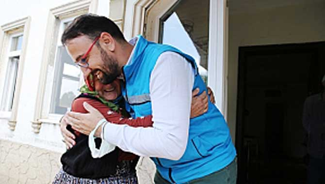 Büyükşehir, Kocaali'de yaraları sarmak için seferber oldu