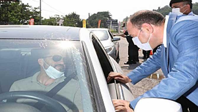 Vali Kaldırım Bayram Sonrası Sürücülere ve Vatandaşlarımıza Önemli Uyarılarda Bulundu