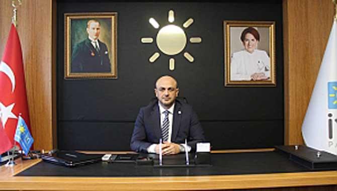 Başkan Kılıçaslan'ın 30 Ağustos Zafer Bayramı mesajı