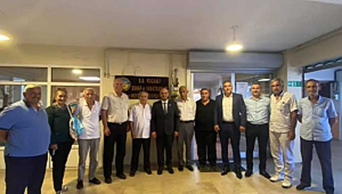 İYİ Parti Heyeti Kocaali'de ziyaretlerde bulundu