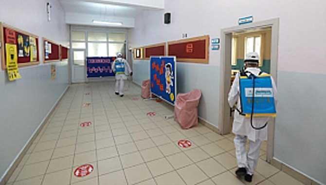 Okulların Yeni Eğitim-Öğretim Yılı Hazırlığı