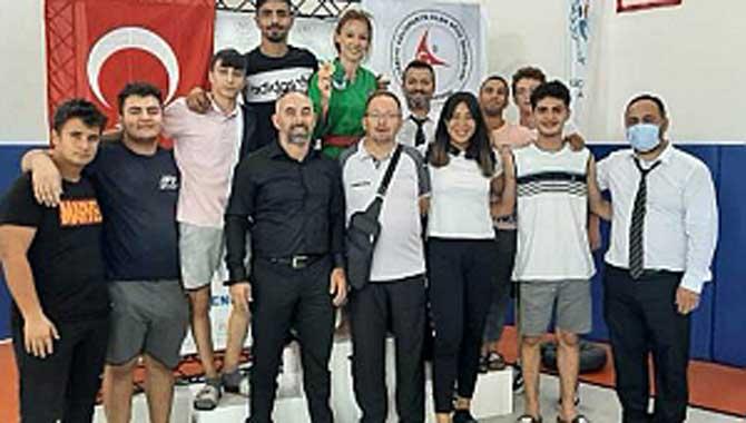 Sakaryalı Kuraş Sporcuları Milli Takım'da