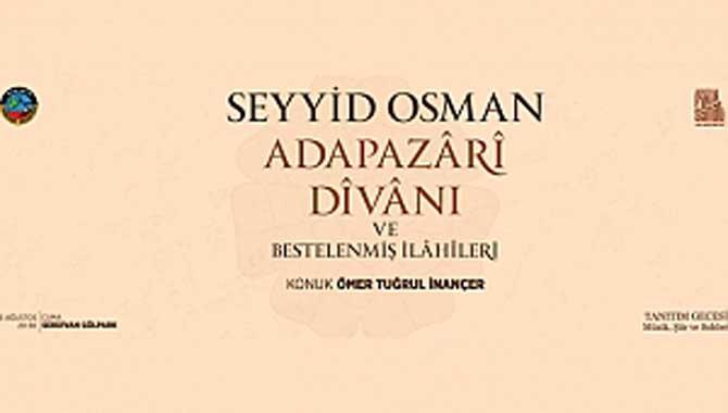 Serdivan Fikir Sanat'tan Sakarya'nın Kültür Mirasına Bir Katkı Daha