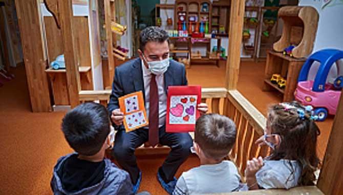 BABACAN: YENİ OKUL YILI HAYIRLI OLSUN 'Zorunlu eğitim 3 yaşında başlamalı'