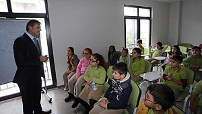 Başkan Alemdar Yeni Eğitim Öğretim Dönemini Kutladı