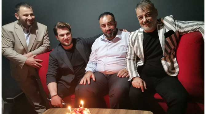 Candan'a bir sürpriz de Ali Çevik'ten…