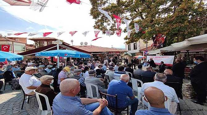 DOĞU PERİNÇEK: ÇİFTÇİ ÜRETİRSE TÜRKİYE KAZANIR