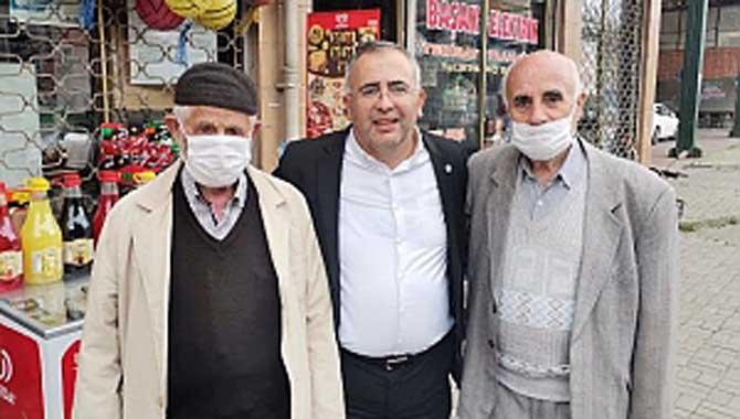 İYİ Parti Adapazarı Teşkilatı Şeker Mahallesinde