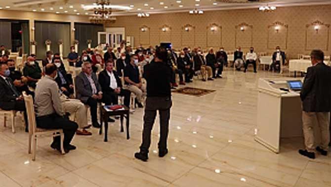 Sakarya Trabzonlular Derneği Yüksek İstişare Kurulu toplantısı yapıldı