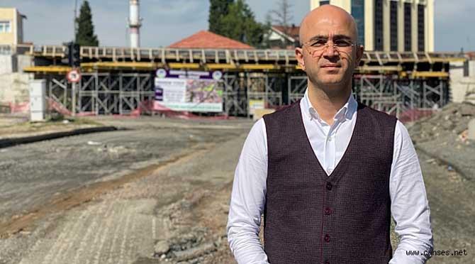 Serbes: SGK Kavşak Projesi'nde 7/24 çalışılarak mağduriyete son verilmeli