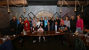 Sultanlar Baytar Steakhouse'da ağırlandı