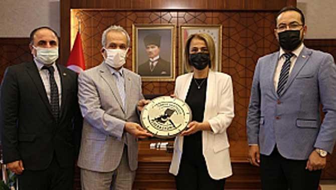 TGF Genel Başkanı Karaca: Tehditle gazetecilik yapanların yok olması lazım