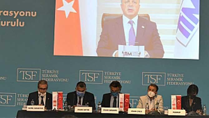 ***Türkiye Seramik Federasyonu Erdem Çenesiz başkanlığında devam kararı aldı***