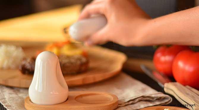 Yemek Masalarına Şık Bir Dokunuş