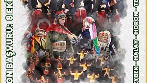 """ADAPAZARI İLÇE MEM' DEN """"TÜRK HALK OYUNLARI KURSU"""""""
