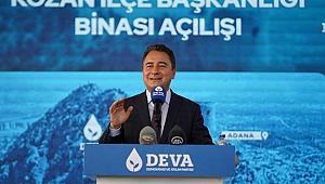ALİ BABACAN'DAN ERDOĞAN'A 'MERKEZ BANKASI' TEPKİSİ