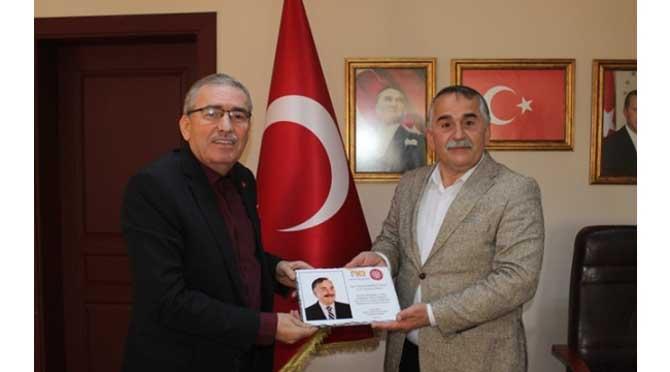 ASKF Başkanı Yaşar Zımba'dan Arifiye Belediye Başkanına özel teşekkür.