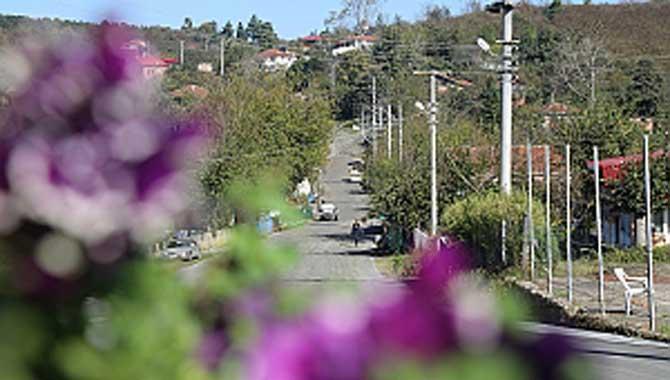 Büyükşehir'den Kocaali'ye 32 kilometrelik beton yol
