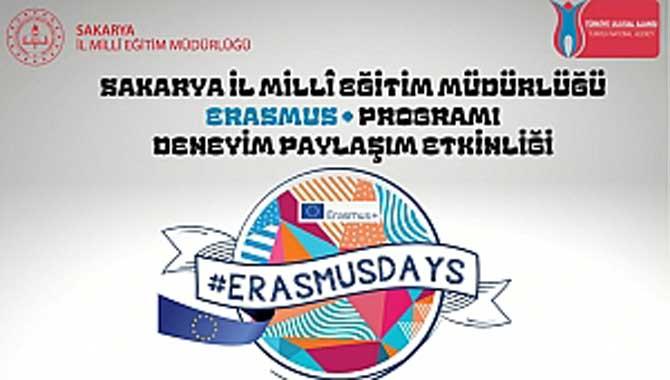 Erasmus+ Programı Deneyim Paylaşımı Etkinliği
