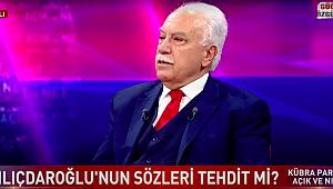 """""""KILIÇDAROĞLU'NUN SÖYLEMLERİ KAOS PLANININ PARÇASIDIR"""""""