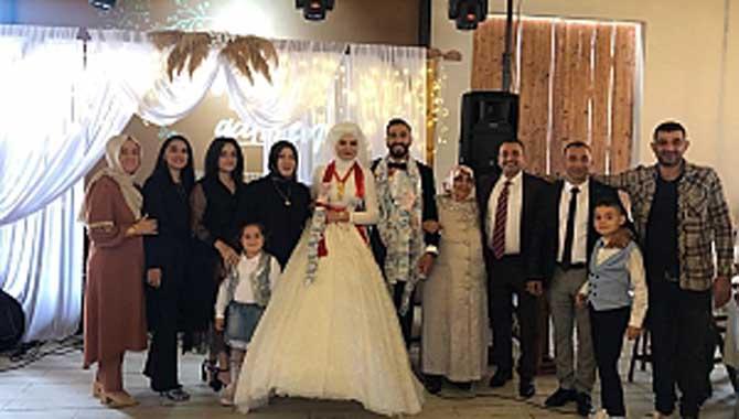 Murat Demir & Nilüfer Kocabay dünya evine girdi