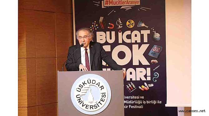 """Prof. Dr. Nevzat Tarhan: """"Değişimin nesnesi değil, öznesi olunması gerekiyor."""""""