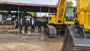 Sapanca Belediyesi, Araç Filosuna Yenilerini Ekledi