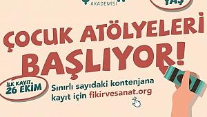 Serdivan Belediyesi Çocuk Akademisi'nde Yeni Dönem Heyecanı