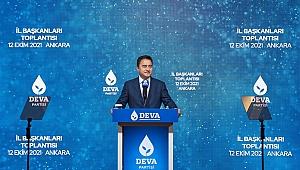 'Tüm demokratları DEVA çatısına davet ediyoruz'