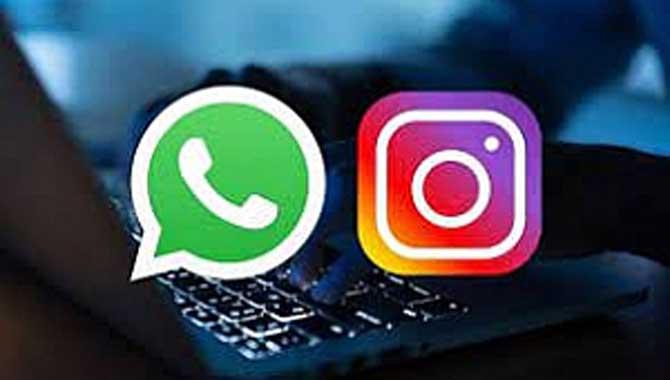 Whatsapp ve Instagram'a küresel çapta erişim sorunu yaşanıyor