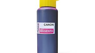 5 yada 6 Kartuşlu Canon uyumlu 500 ml 526M Kırmızı Mürekkep