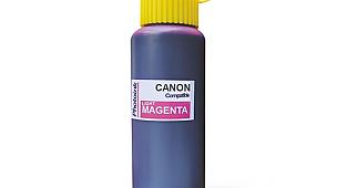 CANON / HP UYUMLU 500 ml. KIRMIZI GIDA Mürekkebi