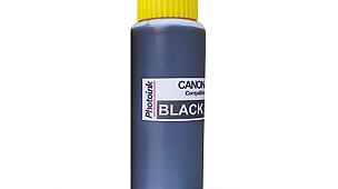 CANON / HP UYUMLU 500 ml. SİYAH GIDA Mürekkebi