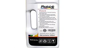 Canon Uyumlu 1000 ml Pigment Siyah Mürekkep (PHOTO INK Akıllı Mürekkep)