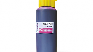 Canon Uyumlu 500ml Pigment Kırmızı Mürekkep (PHOTO INK Akıllı Mürekkep)