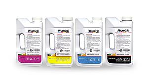 Canon Yazıcılar için uyumlu 4 Renk 1000 ml Mürekkep SETİ (PHOTO INK Akıllı Mürekkep)