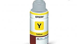 ORİJİNAL SARI Epson L200/L220/L300/L210/ L355/L550/L1300/L382/L386/L565/L655/L605/L310 için T6644 70 ml Mürekkep