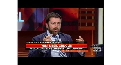 Serdar Kuzuloğlu'ndan dikkat çeken yeni nesil