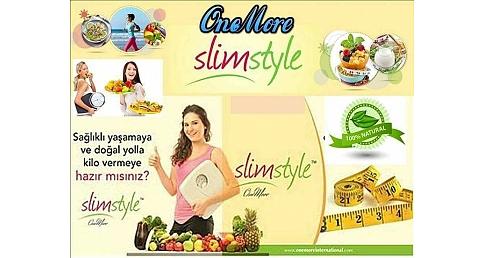 One More Slim Style Zayıflama Bantları