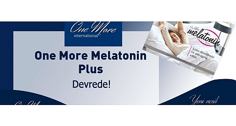 OneMore Melatonin Plus