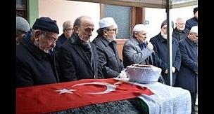 Asırlık Çınar Hafız Hasan Hoca Son Yolculuğuna Uğurlandı