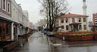 Levent Candan'ın kamerasından #koronavirüs #sakarya sokakları