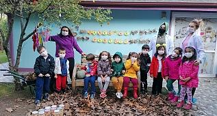 Sonbahar Kavramını Eğlenceli Bir Etkinlikle Öğrendiler